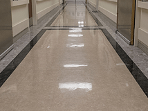 1-Strip and Wax VCT Flooring